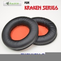 Jual NEW Earcup for Razer Kraken Series Neon Chroma Pro Mobile WOT AIF612 Murah