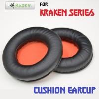 Jual SUPER Earcup for Razer Kraken Series Neon Chroma Pro Mobile WOT AIF61 Murah