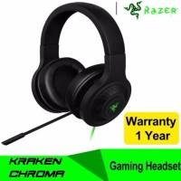 Jual SUPER Razer Kraken 7 1 Chroma Surround Sound USB Gaming Headset AIF61 Murah