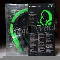 Jual SUPER Razer Kraken Pro gaming music headset GREEN AIF612 Murah