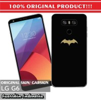 A8595 Original! LG G6 Skin/Garskin for Case - Batman Injustice