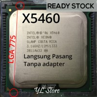 Processor Intel Xeon X5460 (3.14GHz/12M/1333)quad core LGA 775