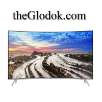 SAMSUNG UHD 4K 55 Inch LED TV Curved UA55MU8000 / 55MU8000 Smart TV