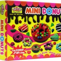 Jual Lilin Mainan Fun Doh Mini Donuts Murah
