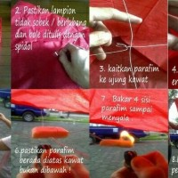 Jual LAMPION TERBANG / SKY LANTERN Murah Murah