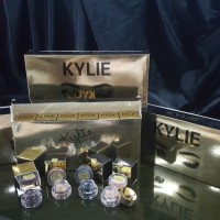 Jual KYLIE OMBRE - Eyeshadow Eye Cream / Creme Shadow Rose Gold & Copper Murah