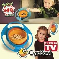 Jual (Diskon) Gyro Bowl ( Mangkok Anti Tumpah ) Murah
