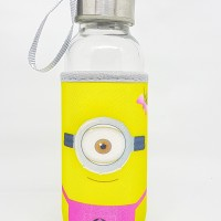 Jual Botol Kaca Sarung Minion Murah