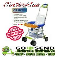 Family Meja Makan Baby Chair Stroller CS8288 8288 Musik Khusus Gojek