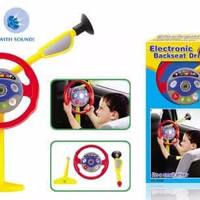 Toys now Mainan Setir Anak / Electronic Backseat Driver unik & terbaru