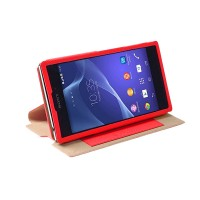 Krusell Flip Case Malmo Stand Sony Xperia T3