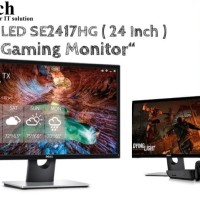 DELL LED SE2417HG ( 24 Inch FULL ) Gaming Monitor S Series
