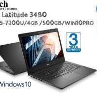 DELL Latitude 3480 ( 14 Inch ) Core i5-7200U Vga Shared