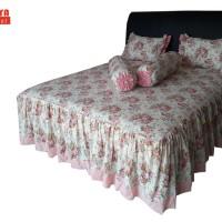SORAYA Bedsheet - Sprei Rimpel Moon Flower