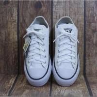 CUCI GUDANG SPESIAL Sepatu Converse All Star White Grade Ori ! (((