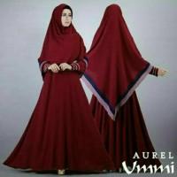 baju muslim gamis ummi syari pink fanta gamis modern bianca fa