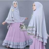 Hijab Maxi Pashmina Bella Lavender Syarii Bergo