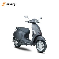 VESPA SPRINT 150 I-GET GRIGIO TITANIO - JAKARTA ( EXCLUSIVE OFFER! )