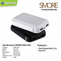 PROMO Hippo Powerbank Smore 9000 mah Original Power Bank 9000mah PP1