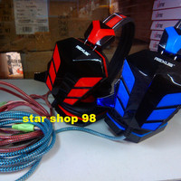 Jual (Sale) HEADPHONE GAMING REXUS F22 / Headphone with Mic Murah