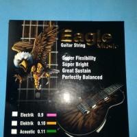 Jual (Dijamin) Senar Gitar Classic Nylon EAGLE ORIGINAL Murah