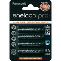 Jual Panasonic Eneloop XX Rechargeable AA (HR6 / MN1500) Ni-Mh 2450mAh 4pcs Murah