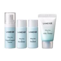 Jual (Sale) laneige white dew trial kit 4 item Murah