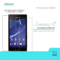 Jual Nillkin Tempered Glass H+ Anti Gores Sony Xperia M2 Murah