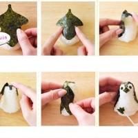 Jual good quality Cetakan Bento Nasi Nori Rumput Laut Bentuk Penguin Murah