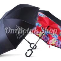 Jual Payung Terbalik My Little Pony Karakter Anak Reverse Inverted Umbrella Murah