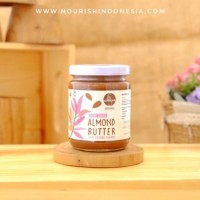 Jual Sincere, Almond Butter Dark Chocolate (Selai Kacang Almond) 225gr Murah