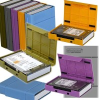 Jual 1Bay Orico HDD Protector Case Box Casing Pelindung Hard Disk 3.5 Murah