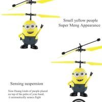 Jual (Murah) Drone Minion / Flying Toy Sensor / Heli Sensor Murah