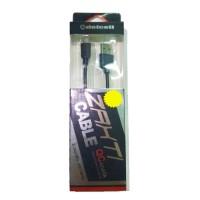 Jual (Diskon) Kabel Delcell Zaxti QC Quick Charge 3.0 Panjang 80cm Murah