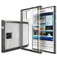 Jual Rearth Ringke Blackberry PASSPORT FUSION Smoke Black Limited Murah