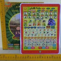 Jual Playpad Arab 4 Bahasa Play Pad Muslim Mainan Edukasi Anak Kids Murah