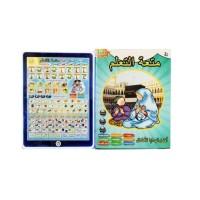 Jual Playpad Arab 3 Bahasa Play Pad Muslim Mainan Edukasi Anak Lampu Kids Murah
