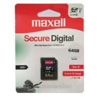 Jual (Dijamin) MAXELL SDHC 64GB CLASS10 Murah