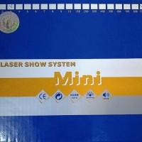 (Murah) MINI LASER SHOW SYSTEM SEGI