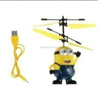 Jual murah drone minion / minion flying helikopter / robot terbang minion Murah