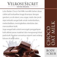 Jual best quality Nature Organic - Lulur Badan Choco Oat Milk 330gr Murah