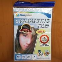 Jual Blueprint BP-SFA485 Laminating Silky Film - A4 - 20 Sheet - 55um Murah