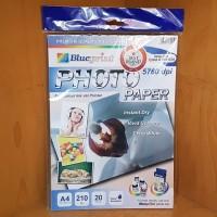 Jual Blueprint BP-GPA4210 BP-GPA4190 Photo Paper Polos Anggrek A4 210um Murah