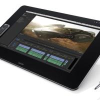 Jual Wacom Cintiq 27 HD Touch - Touch screen, 97% color gamut Adobe RGB Murah