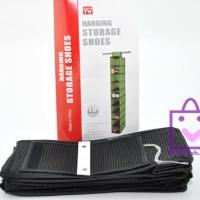 Jual produk istimewa Hanging Storage Shoes / Rak Sepatu Gantung 10 Susun Murah