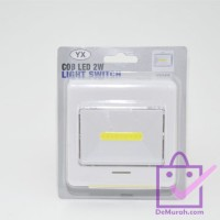 Jual special Lampu Tempel Lemari Magnet / Switch Light 2 Watt Murah