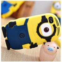 Jual Minion Despicable Me Case for iPhone 4 & 4S (Tipe B) Murah