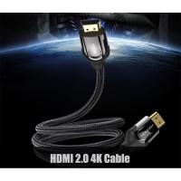 Jual Vention Kabel HDMI ke HDMI 2.0 4K 60 FPS Gold Plated - 8M Murah