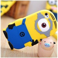 Jual Minion Despicable Me Case for iPhone 5 & 5S (Tipe B) Murah