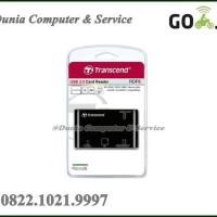 Jual Card Reader Transcend RDP8 USB 2.0 All in 1 Multi Card Readers  Murah